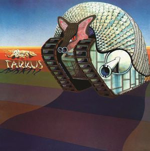 Emerson, Lake & Palmer ♦ Tarkus [Import] (2LP)