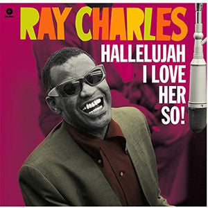 Ray Charles ♦ Hallelujah I Love Her So