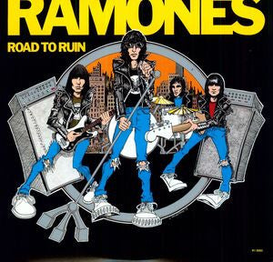 The Ramones ♦ Road to Ruin