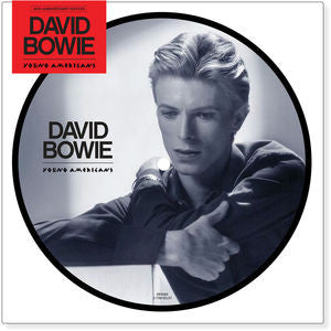 David Bowie ♦ Young Americans 40th Anniversary (Picture Disc Vinyl LP)