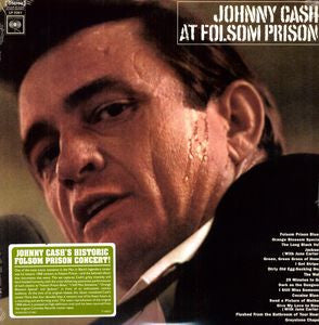 Johnny Cash ♦ At Folsom Prison