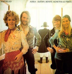 ABBA ♦ Waterloo