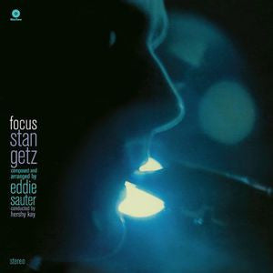 Stan Getz ♦ Focus  [Import]