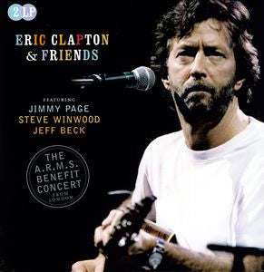 Clapton Eric & Friends ♦ Arms Benefit Concert [Import] (2PC)