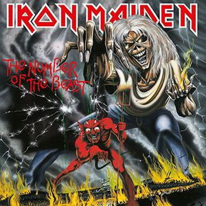 Iron Maiden ♦ Number of the Beast [Import] (United Kingdom - Import)