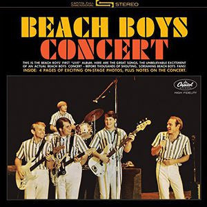 The Beach Boys ♦ Beach Boys Concert