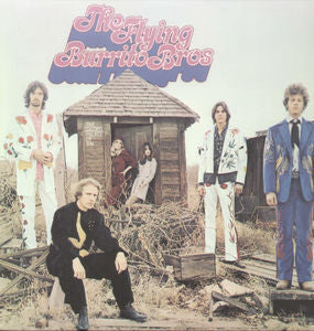 The Flying Burrito Brothers ♦ Gilded Palace of Sin