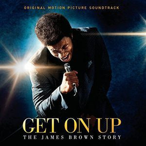 James Brown ♦ Get on Up: The James Brown Story - Soundtrack (2LP)
