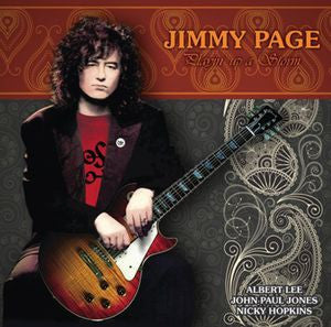 Jimmy Page ♦ Playin Up a Storm