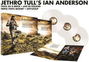 Jethro Tull ♦ Thick As a Brick (Boxed Set, 3LP)