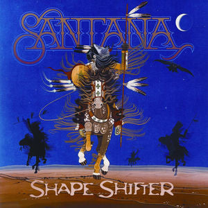 Santana ♦ Shape Shifter (180 Gram Vinyl, Digital Download Card)