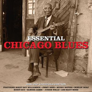 Various Artists ♦ Essential Chicago Blues / Various [Import] (2LP)
