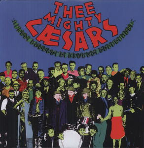 Thee Mighty Caesars ♦ John Lennon's Corpse Revisited