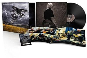 David Gilmour ♦ Rattle That Lock (Gatefold LP Jacket, Download Insert)