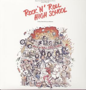 The Ramones ♦ Rock N Roll High School
