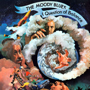 The Moody Blues ♦ Question of Balance (Limited Edition)