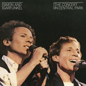 Simon & Garfunkel ♦ Concert in Central Park (180 Gram Vinyl, 2LP)