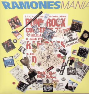 The Ramones ♦ Ramones Mania (2LP, Limited Edition)