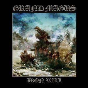 Grand Magus ♦ Iron Will (180 Gram Vinyl, Colored Vinyl, Download Insert)