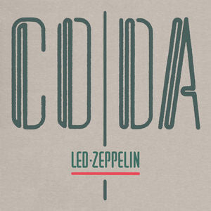 Led Zeppelin ♦ Coda (180 Gram Vinyl, Remastered)