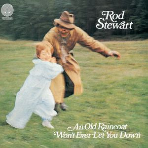 Rod Stewart ♦ An Old Raincoat Won't Ever Let You Down (Made In The Szech Republic)