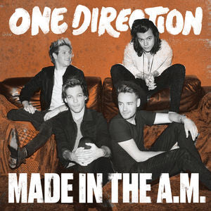 One Direction ♦ Made in the A.M. (Digital Download Card)