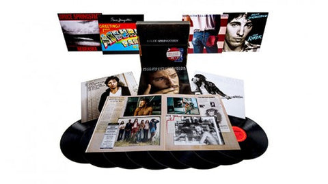 Bruce Springsteen ♦ Bruce Springsteen: Album Collection Vol 1 1973-84   (8PC, Remastered, Boxed Set)