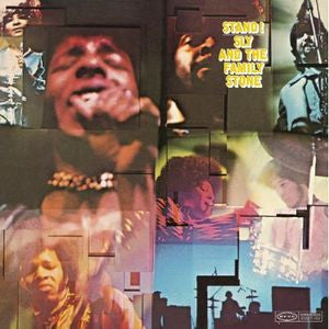 Sly & the Family Stone ♦ Stand