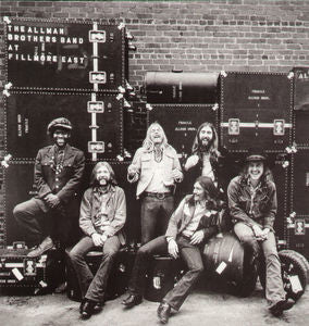 The Allman Brothers Band ♦ Live at Fillmore East  (2LP)