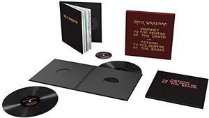 Rick Wakeman ♦ Journey to the Centre of the Earth (With CD, Limited Edition, 180 Gram Vinyl, Boxed Set, 6LP)