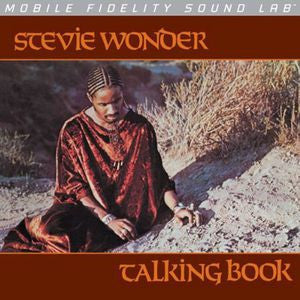 Stevie Wonder ♦ Talking Book (Limited Edition)