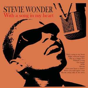 Stevie Wonder ♦ With a Song in My Heart Eivets Rednow