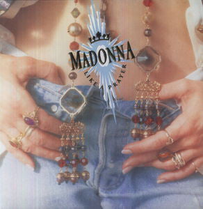 Madonna ♦ Like a Prayer [Import] (180 Gram Vinyl)