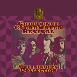 Creedence Clearwater Revival ♦ Singles Collection     (15 - 45 RPM Vinyl Singles)