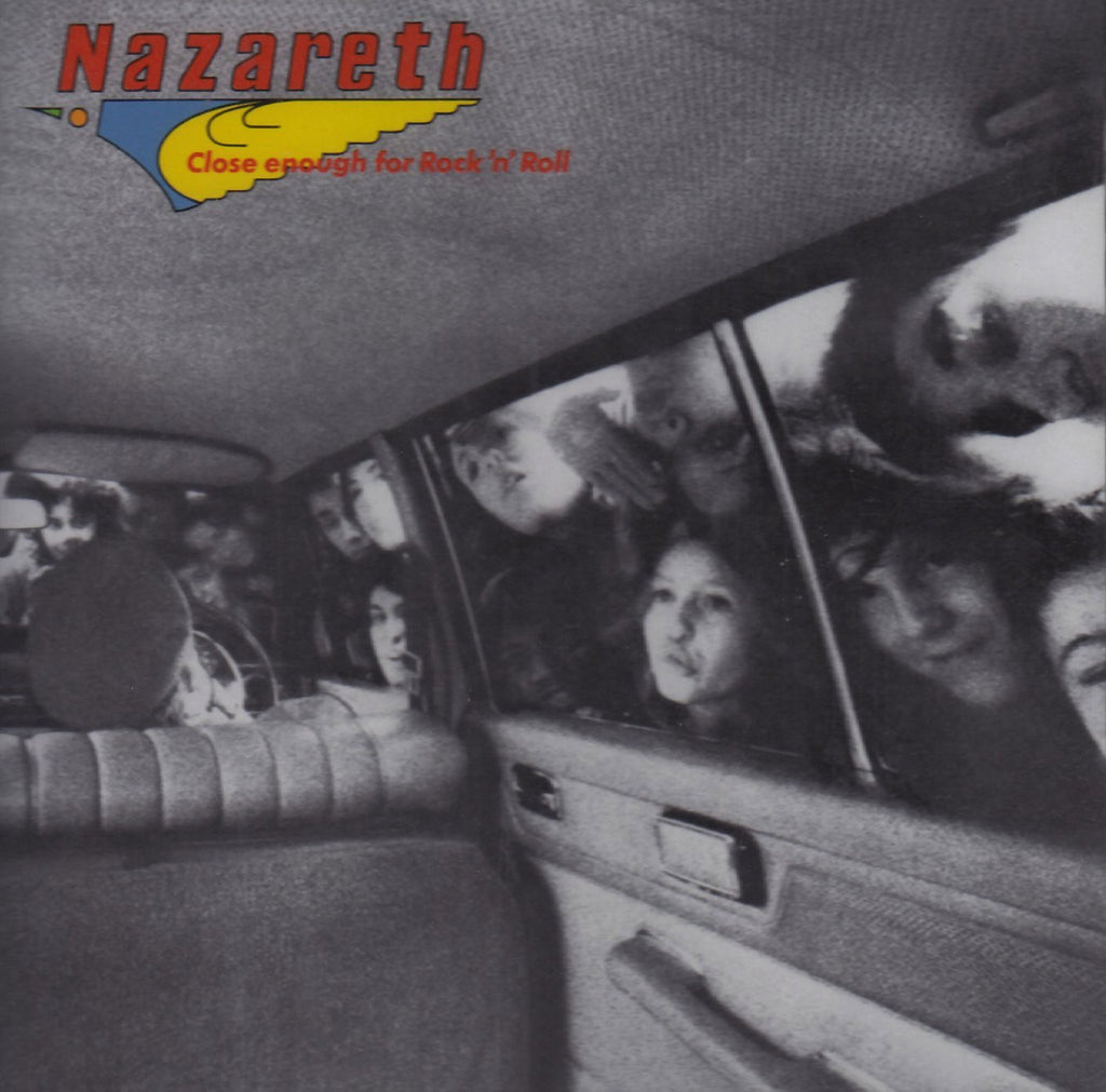 Nazareth ♦ Close Enough for Rock N Roll / Play N the Game [Import] (United Kingdom - Import) (Coloured Vinyl)