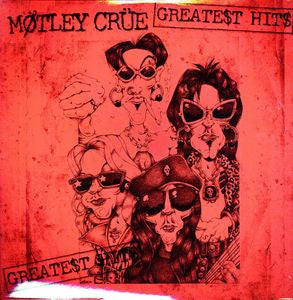 Motley Crue ♦ Greatest Hits