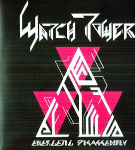 Watchtower ♦ Energetic Disassembly (Limited Edition, Colored Vinyl, 180 Gram Vinyl)