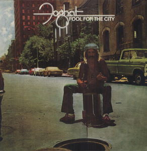 Foghat ♦  Fool of the City [Import] (180 Gram Vinyl)