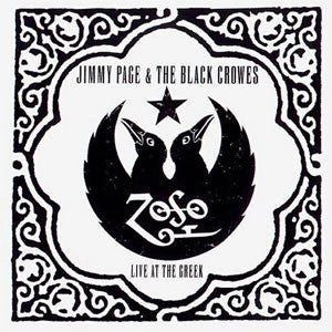 Jimmy Page & The Black Crowes ♦ Live at the Greek (3LP)