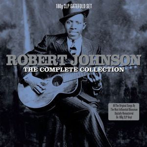 Robert Johnson ♦ Complete Collection [Import] (2PC)