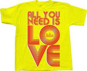 Beatles Needy Yellow Toddler (Importada)