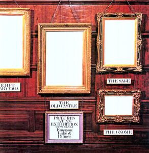 Emerson, Lake & Palmer ♦ Pictures at An Exhibition [Impor, England] (180 Gram Vinyl)