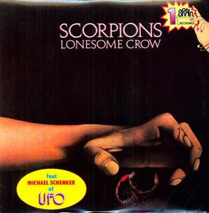 Scorpions ♦ Lonesome Crow [Import Special]