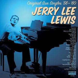 Jerry Lee Lewis ♦ Original Sun Singles 56-60  (2LP)