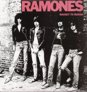 The Ramones ♦ Rocket to Russia