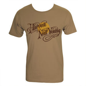 Harvest Slim Fit T-Shirt Brown