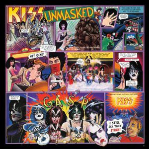 Kiss ♦ Unmasked