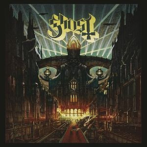 The Ghost ♦ Meliora (Red Vinyl) [Import] (Limited Edition, Colored Vinyl, Red, United Kingdom - Import)