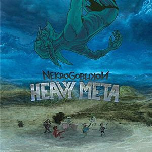 Nekrogoblikon ♦ Heavy Meta (Picture Disc Vinyl LP, Download Insert)