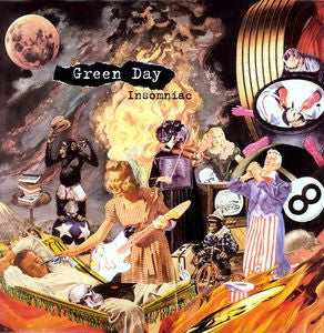 Green Day ♦ Insomniac